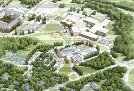 Peebles Elementary School, Bourne, MA