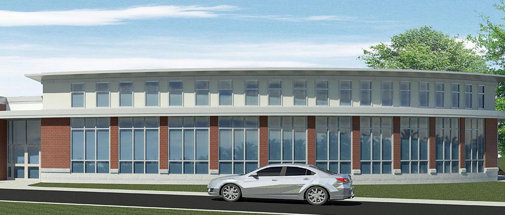 Center Elementary School, Hanover, MA