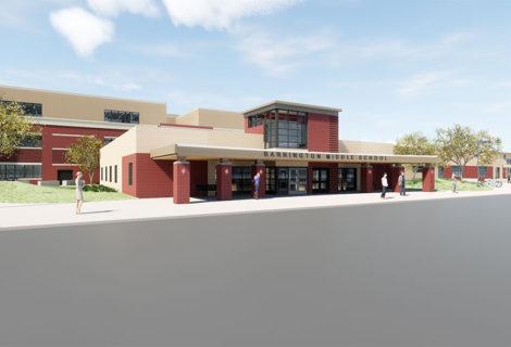 Barrington Middle School, RI